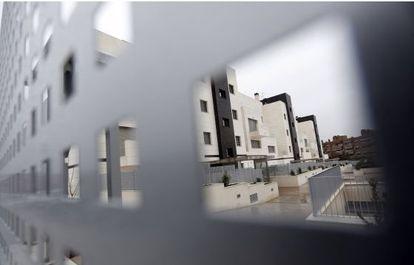 Promoción de viviendas nuevas a la venta en Pozuelo.