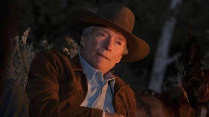 Clint Eastwood, en 'Cry Macho', película que ha dirigido y protagonizado con 91 años.
