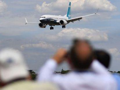 El fabricante y la agencia de la aviación civil en Estados Unidos expresan su confianza plena en el avión