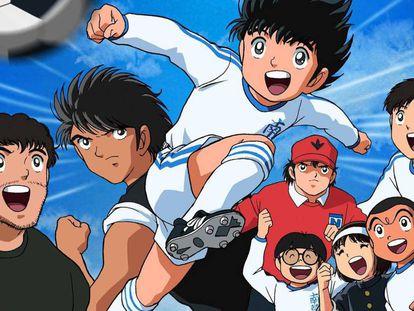 Una imagen de la serie 'Campeones'.