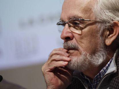El humorista Forges, fallecido a causa de un cáncer de páncreas a los 76 años.