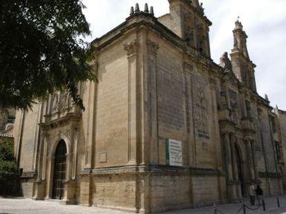 Colegiata de los Reales Alcázares de Úbeda.