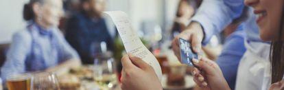 El uso de tarjetas de empresa está cada vez más restringido.
