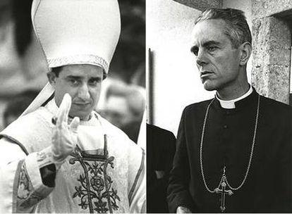 Los obispos Ruiz de Galarreta (izquierda) y Williamson, en una imagen de 1988.