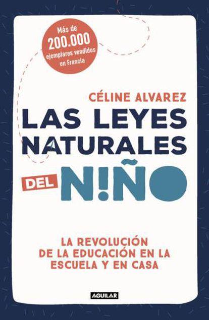 Libro de Céline Alvarez.