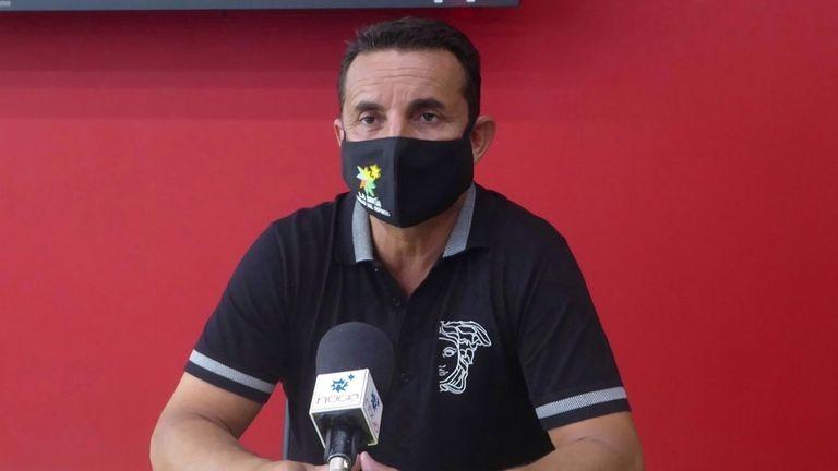 El alcalde de La Nucía (Alicante), Bernabé Cano, que se vacunó contra la covid a mediados de enero-
