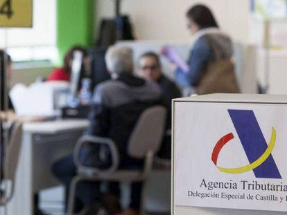 Delegación especial de la Agencia Tributaria de Castilla y León, en Valladolid.