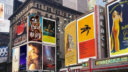 Veintiún carteles de Hollywood que son un prodigio del diseño
