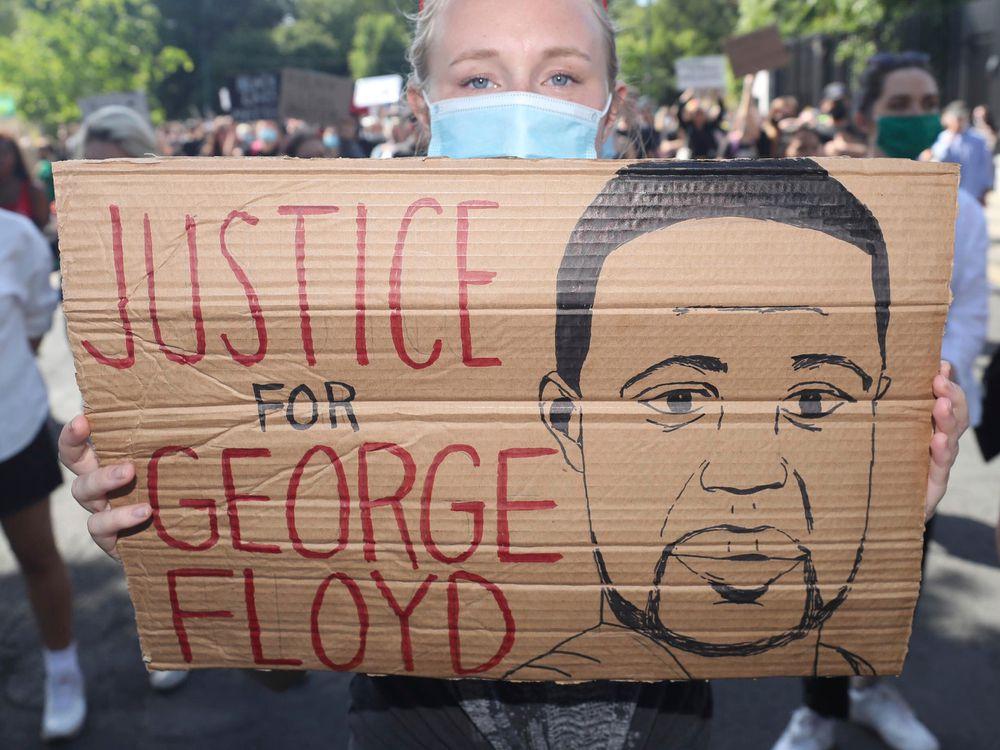 La autopsia oficial concluye que la muerte de George Floyd fue un homicidio