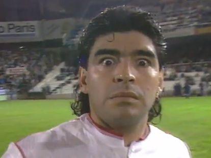 El primer 'Informe Robinson' sin Michael se despide con Maradona