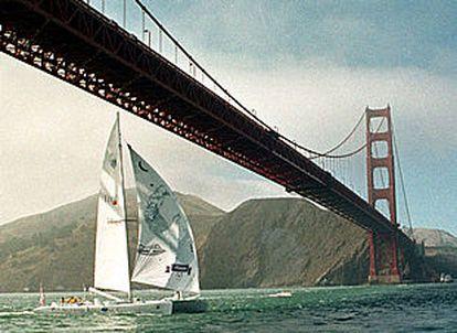 El puente Golden Gate, en San Francisco, que puede ser un objetivo de los terroristas.