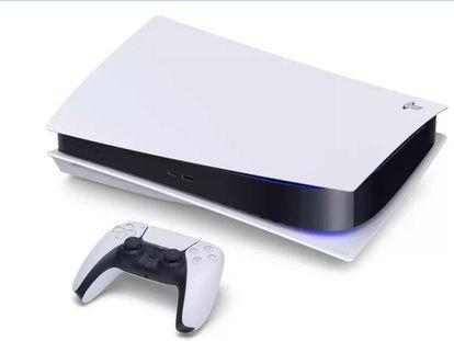 Imagen de la PlayStation 5 de Sony.