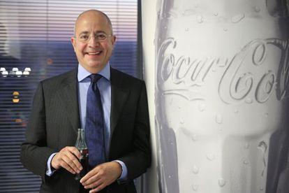 Victor Rufart, director general de Coca Cola Iberia Partners