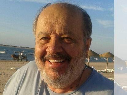 El productor musical José Luis de Carlos.