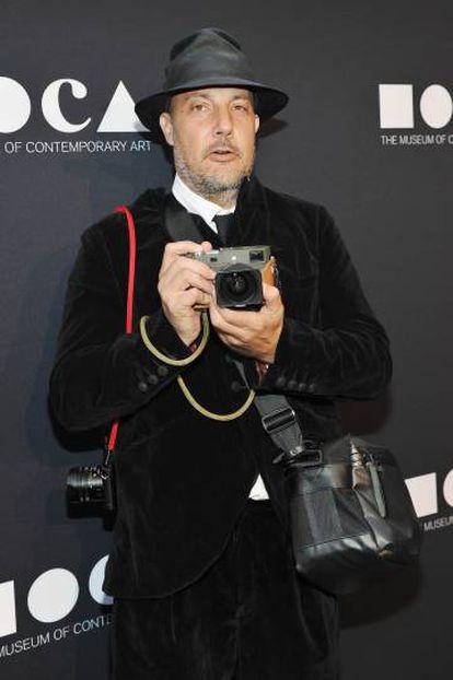 Stefan Simchowitz, el 14 de mayo en Los Ángeles.
