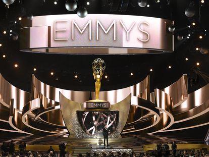 Una imagen de los Emmy de 2016, que también presentó Jimmy Kimmel.