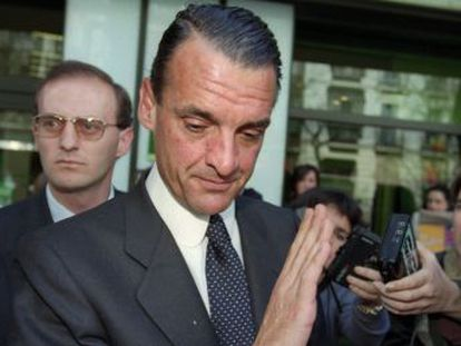 Mario Conde amasó una fortuna en Banesto y se convirtió en la gran esperanza de la derecha española