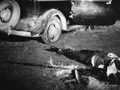 Uno de los matones de William 'King' Hale, muerto tras huir de prisión en 1934.