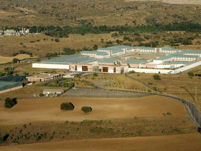 Imagen de archivo del centro penitenciario de Navalcarnero, en la Comunidad de Madrid.