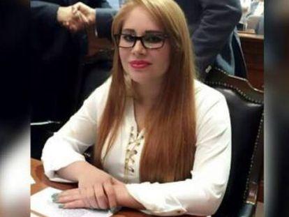 Lucero Sánchez López.