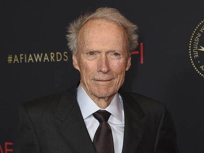 El actor y director Clint Eastwood en los premios AFI 2019, en Los Ángeles (California)