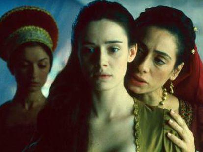 Pilar López de Ayala interpreta a Juana la Loca