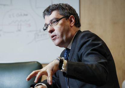 Álvaro Nadal, ministro de Energía y Turismo