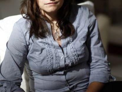 La escritora Laura Gallego.