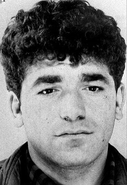 Giuseppe Pelosi, en 1985
