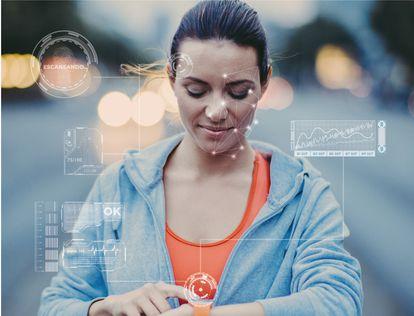 Los complementos inteligentes se pueden conectar con tu especialista.