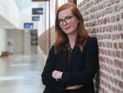 La investigadora de Microsoft lucha contra las desigualdades sociales que generan los algoritmos y la inteligencia artificial