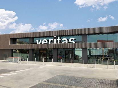 Un supermercado Veritas.
