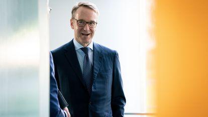 Jens Weidmann asiste a un acto en Berlín, en septiembre de 2020.