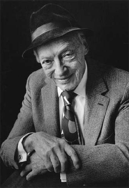 Saul Bellow, en una fotografía de 2001.
