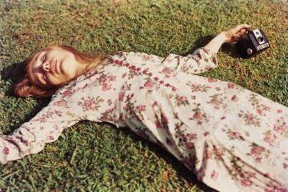 Sin título, c.1975 (Marcia Hare en Memphis Tennessee)