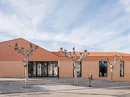La rehabilitación del teleclub de Noviercas, nominada al Premio de Arquitectura Contemporánea de la Unión Europea.