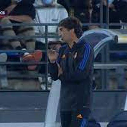 El penalti que indigna a Raúl en el Castilla-Barça B con 0-0