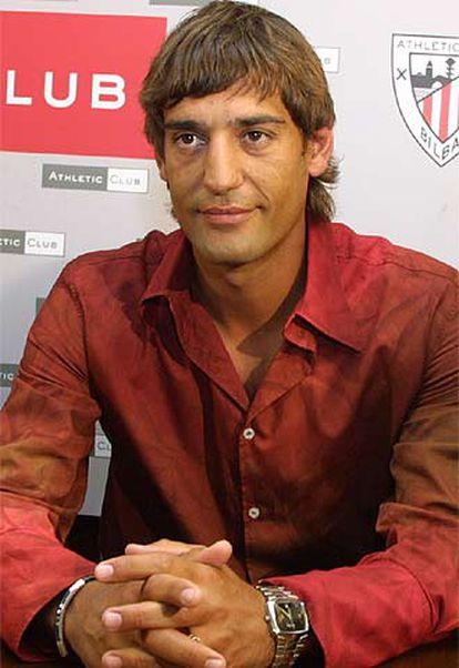 Ismael Urzaiz.