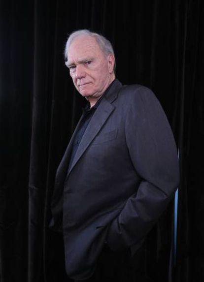 Robert McKee, el gran teórico de guion, ayer en Madrid.
