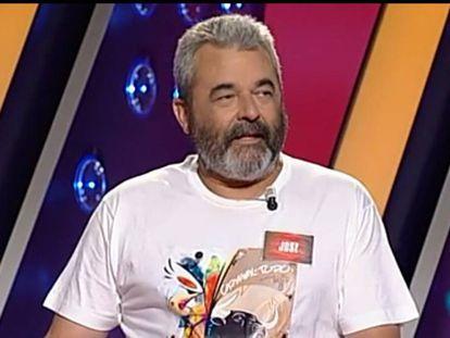 José Pinto, concursante de 'Saber y ganar'.