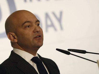 Jaime García-Legaz, exsecretario de Estado de Comercio