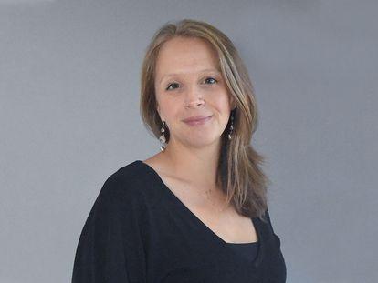 Naomi Murdoch, planetóloga del Instituto Superior de la Aeronáutica y del Espacio ISAE-SUPAERO.