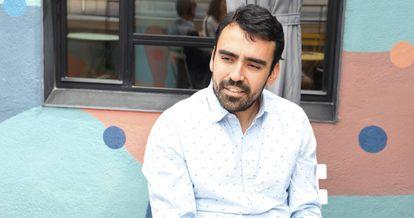 Pablo Santaeufemia, cofundador de Bridge for Millions