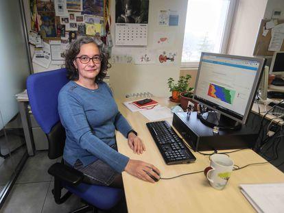 Carmen Rodríguez Blázquez, investigadora del Centro Nacional de Epidemiología, en el Instituto de Salud Carlos III.