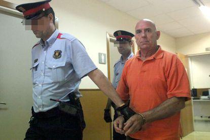 Ramón Laso entra al juzgado para prestar declaración