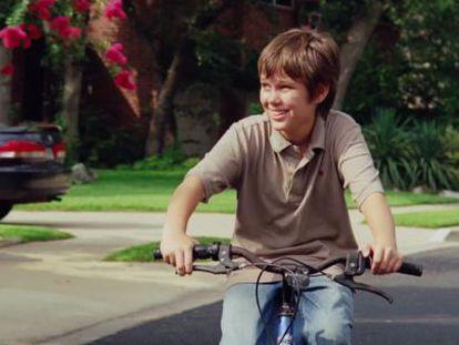 Un fotograma de 'Boyhood'.