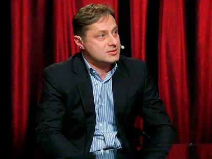 El empresario Vladímir Marugov.