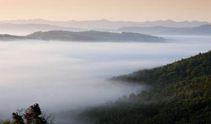 Las montañas de Fonsagrada (Lugo) están amenazadas por la explotación minera.