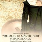 Portada del ensayo 'De mucho más honor merecedora. Doña Aldonza Manrique, la gobernadora de la isla de las perlas'.