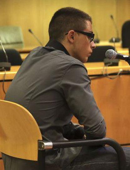 Alfon en un juicio en septiembre